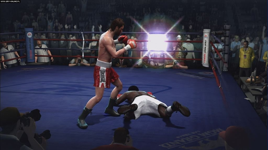 Fight Night Round 4 X360 Gry Screen 8/164, EA Sports, Electronic Arts Inc.