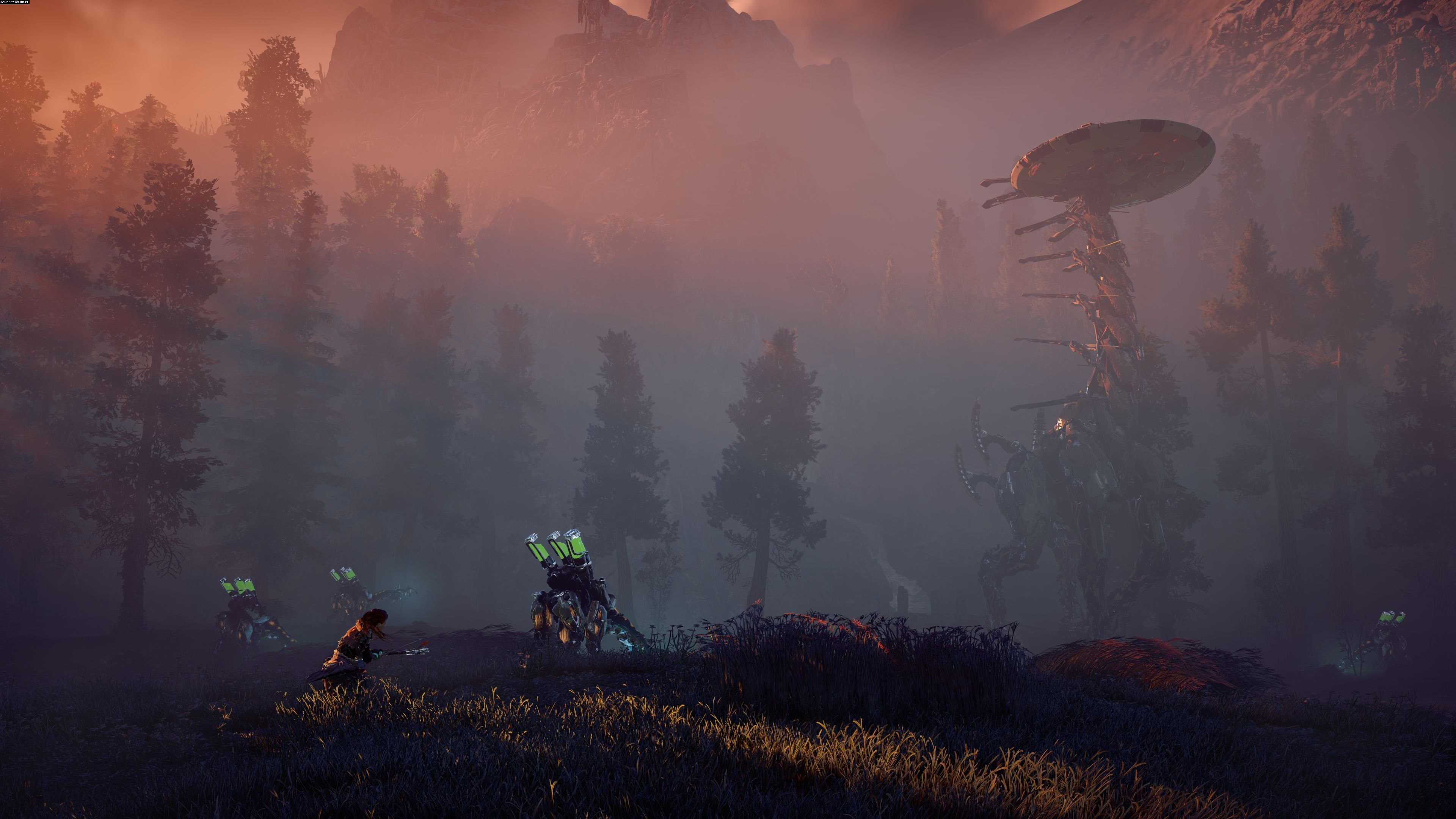 Horizon: Zero Dawn PS4 Gry Screen 111/131, Guerrilla Games, Sony Interactive Entertainment