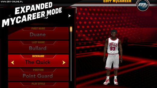 NBA 2K15 iOS Gry Screen 1/56, Visual Concepts, 2K Sports