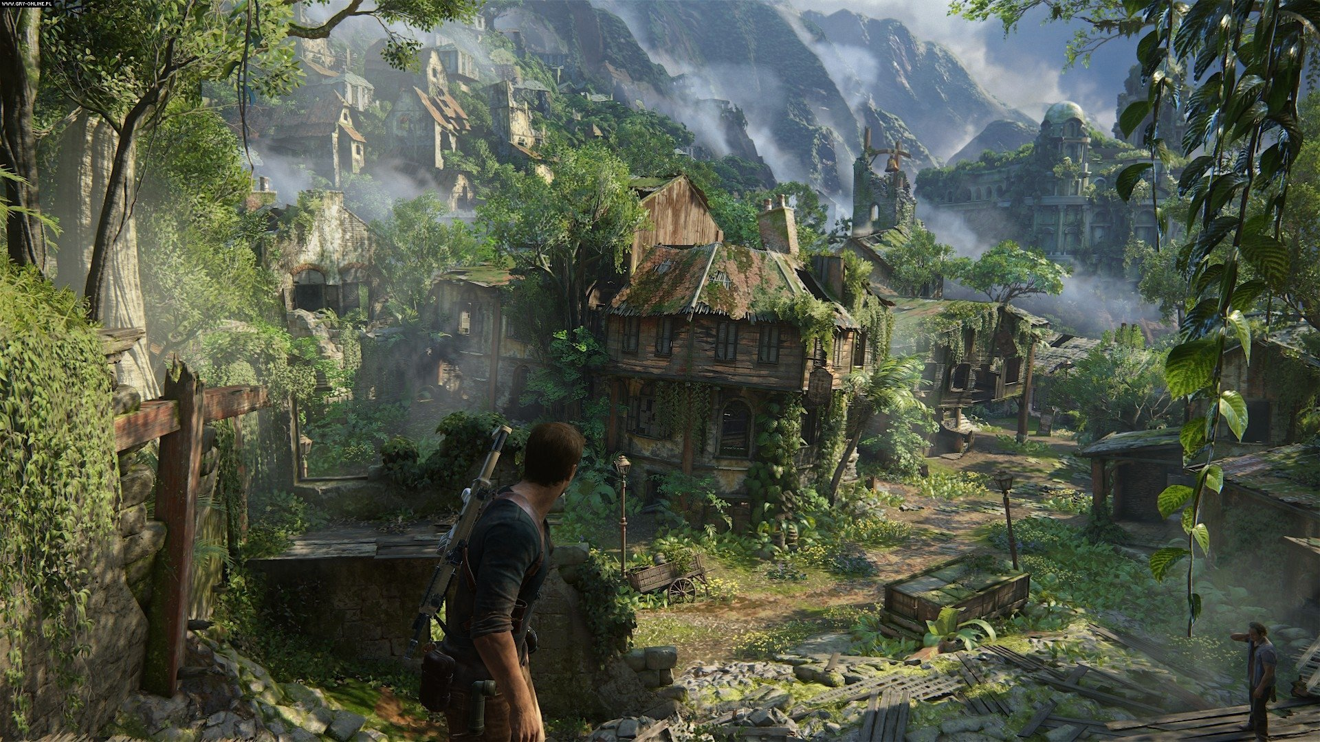 Uncharted 4: Kres Złodzieja PS4 Gry Screen 7/135, Naughty Dog, Sony Interactive Entertainment