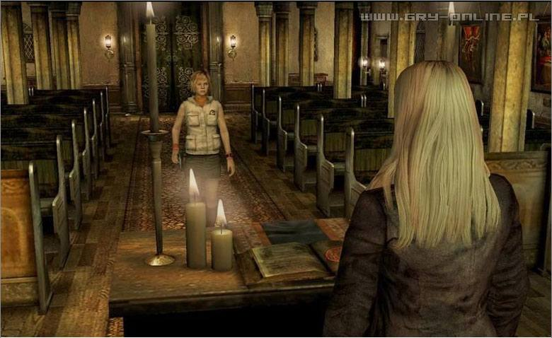 Silent Hill 3 PS2 Gry Screen 6/39, Konami