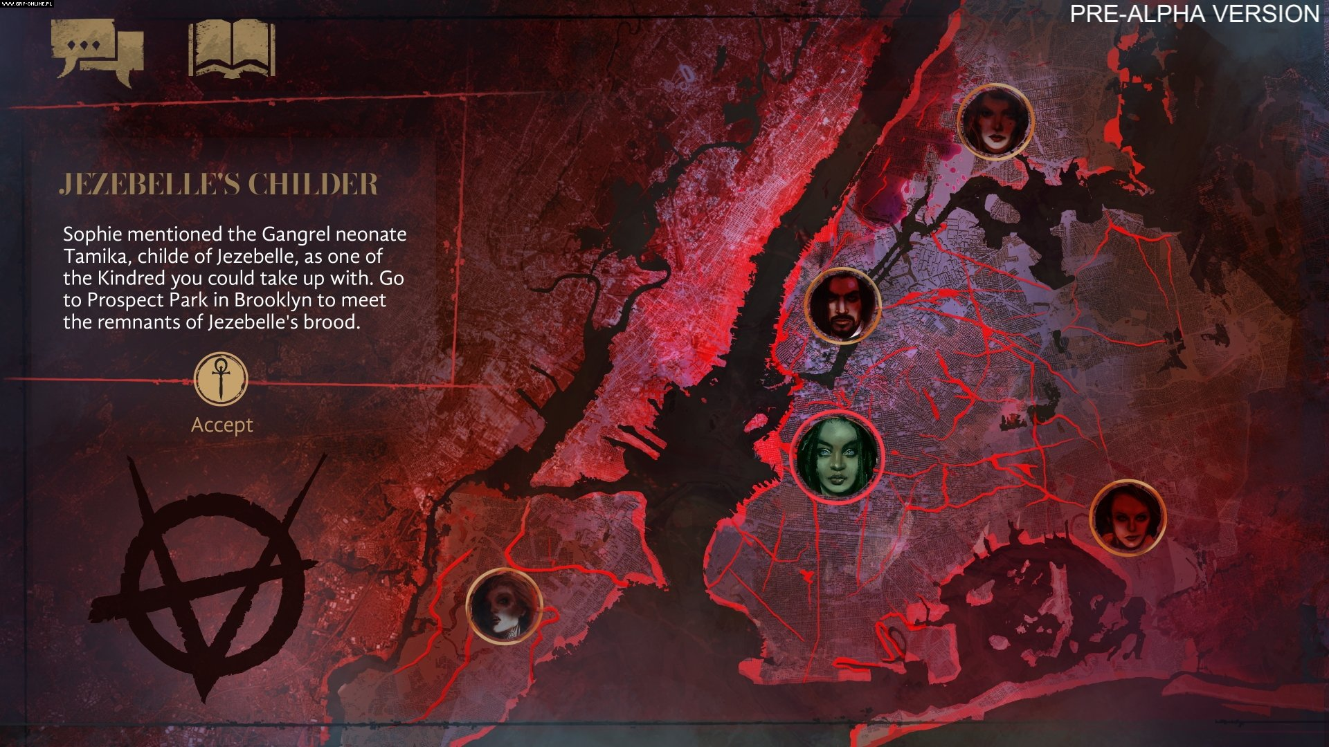 Vampire: The Masquerade - Coteries of New York PC, Switch Gry Screen 2/11, iFun4all / Draw Distance