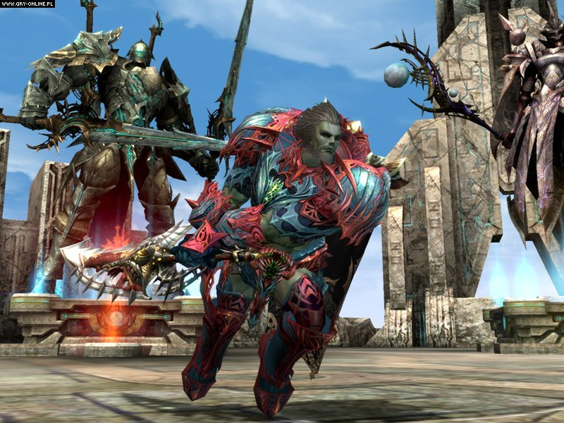 Lineage II PC Gry Screen 1/7, NCsoft