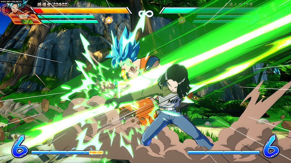 Dragon Ball FighterZ PC, PS4, XONE, Switch Gry Screen 25/230, Arc System Works, Bandai Namco Entertainment