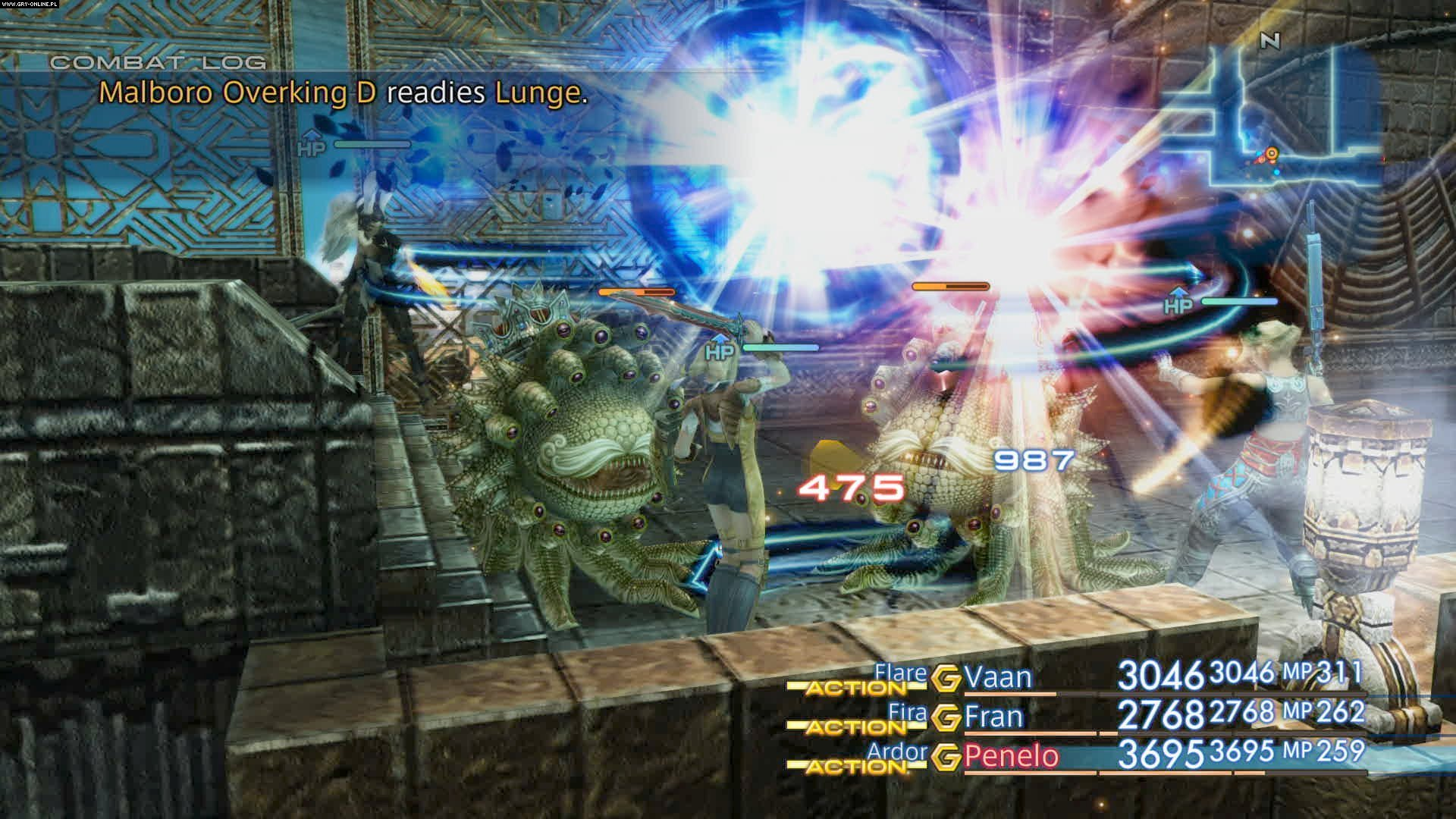 Final Fantasy XII: The Zodiac Age PS4 Gry Screen 54/71, Square-Enix / Eidos