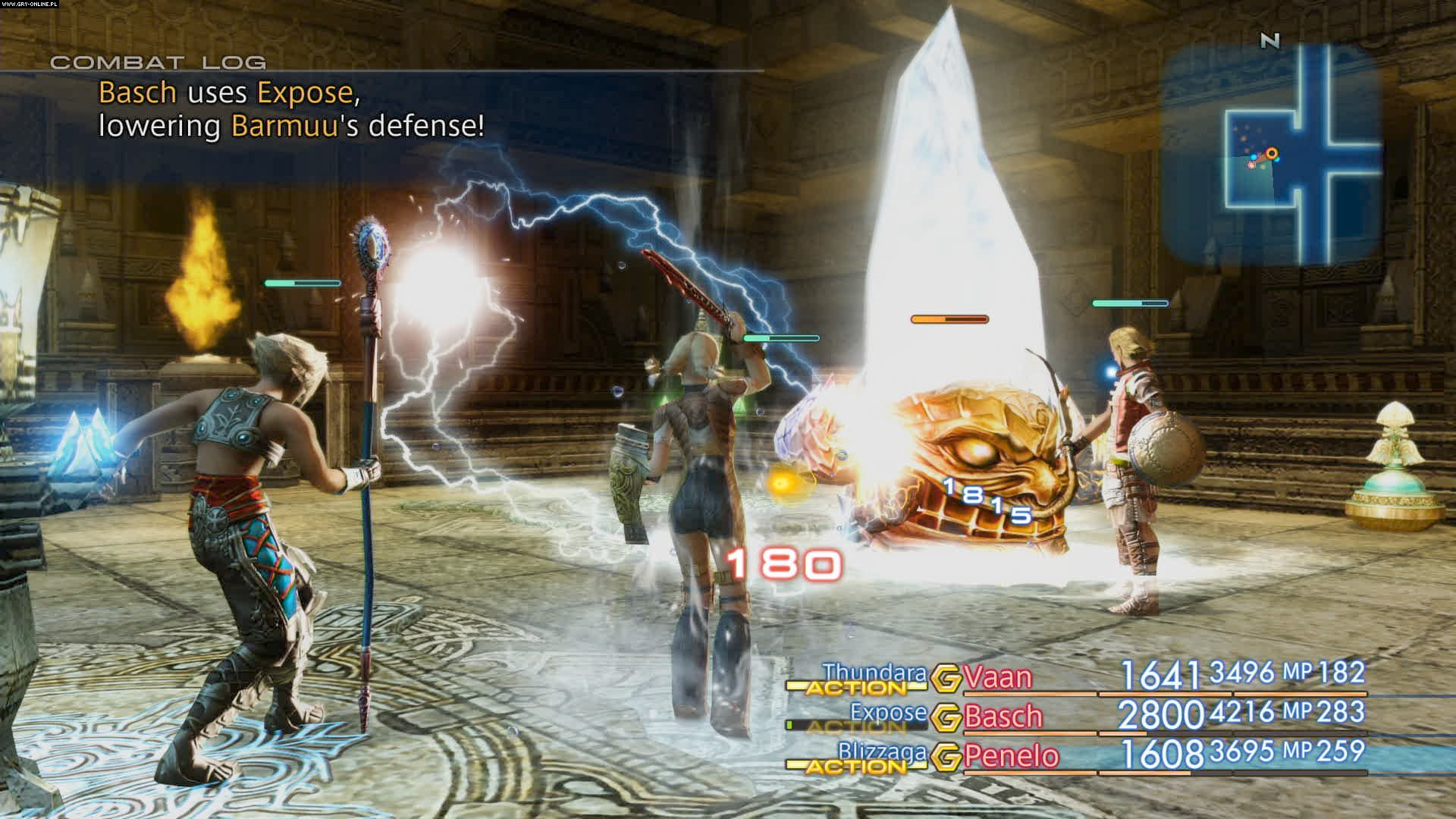 Final Fantasy XII: The Zodiac Age PS4 Gry Screen 52/71, Square-Enix / Eidos