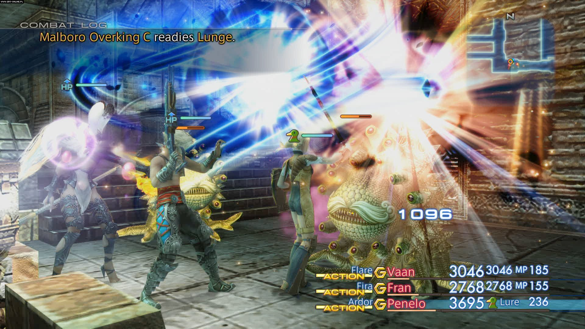 Final Fantasy XII: The Zodiac Age PS4 Gry Screen 50/71, Square-Enix / Eidos