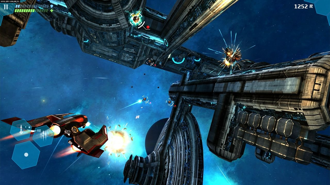 Star Horizon PC, iOS, AND, WP Gry Screen 4/7, Orbital Knight / Tabasco Interactive