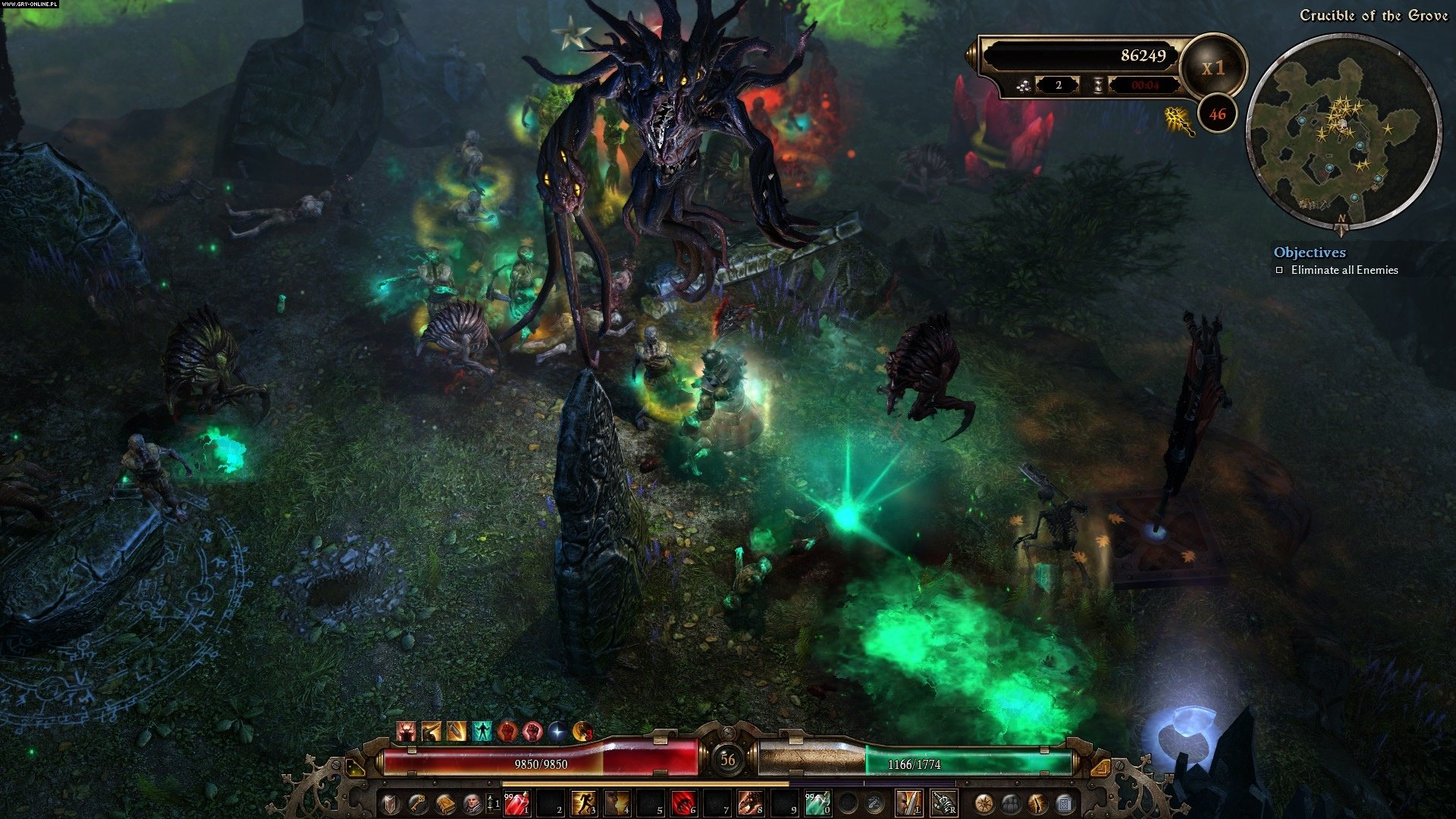 Grim Dawn PC, XONE Gry Screen 3/56, Crate Entertainment