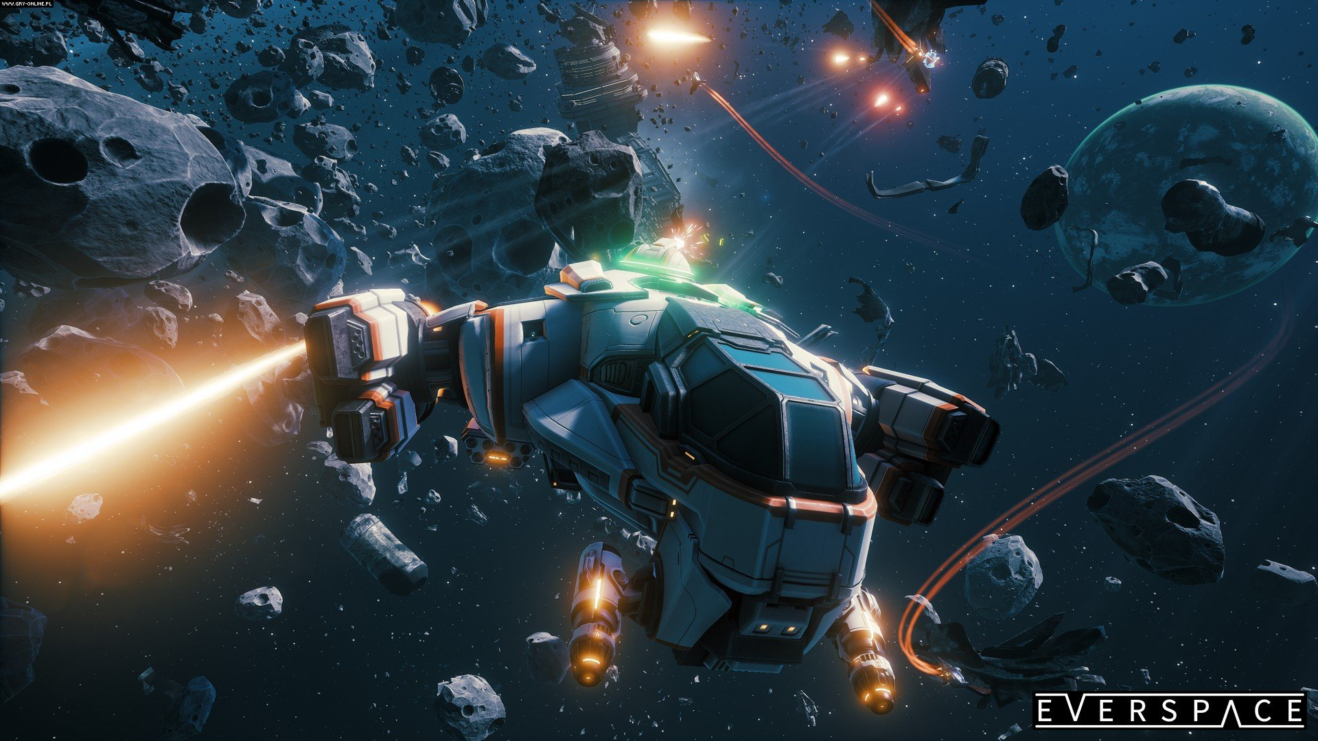 Everspace PC, PS4, XONE, Switch Gry Screen 48/104, Rockfish Games