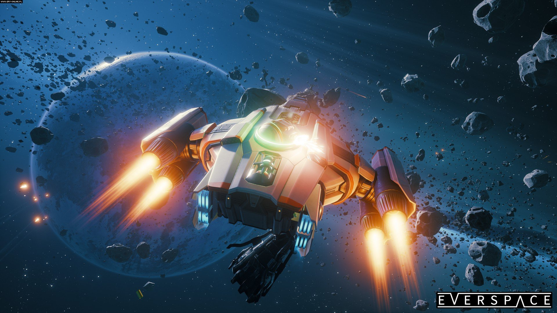 Everspace PC, PS4, XONE, Switch Gry Screen 38/104, Rockfish Games