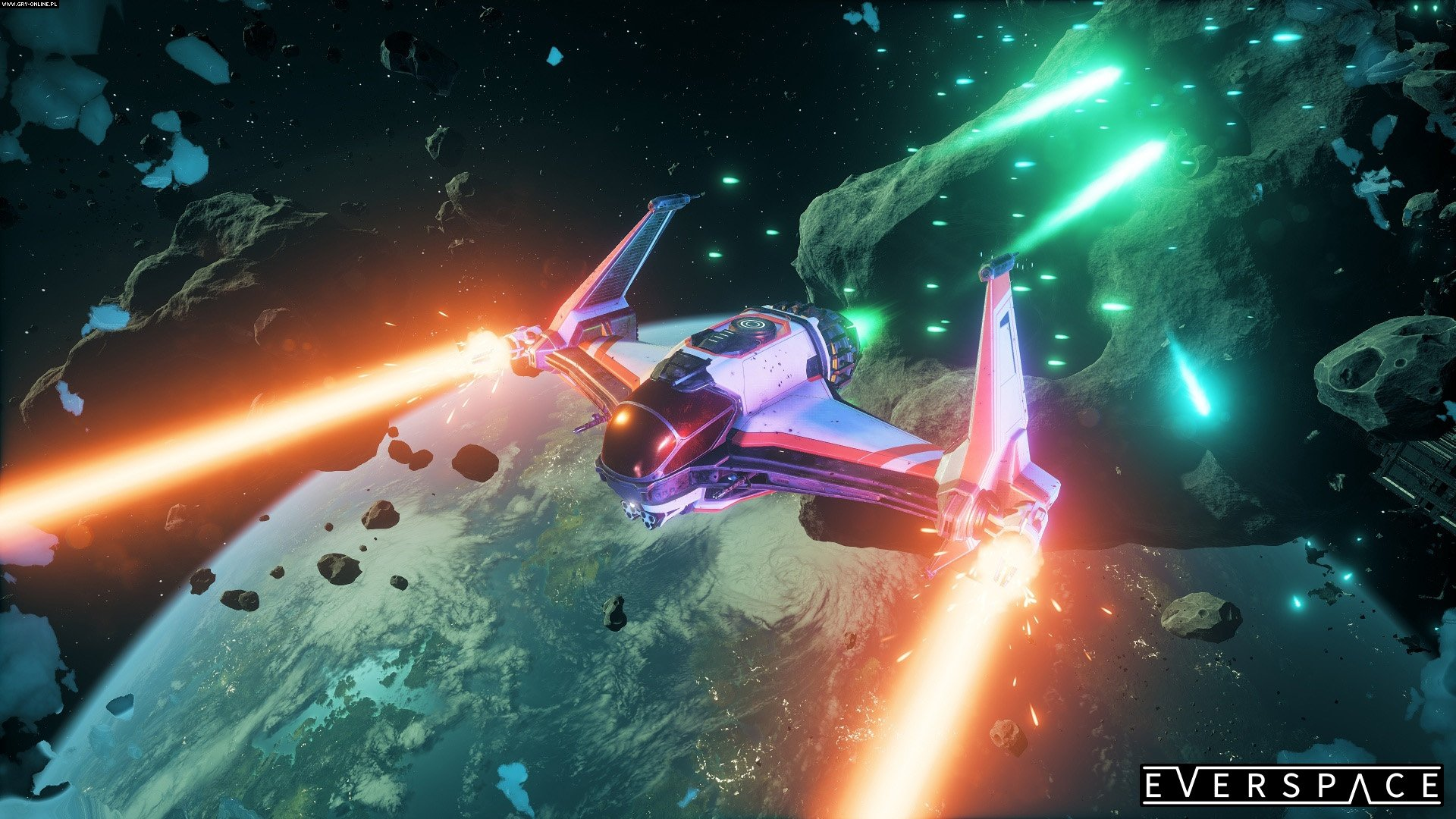 Everspace PC, PS4, XONE, Switch Gry Screen 29/104, Rockfish Games