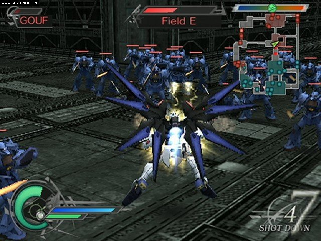 Dynasty Warriors: Gundam 2 PS2 Gry Screen 12/107, Omega Force, Koei Tecmo