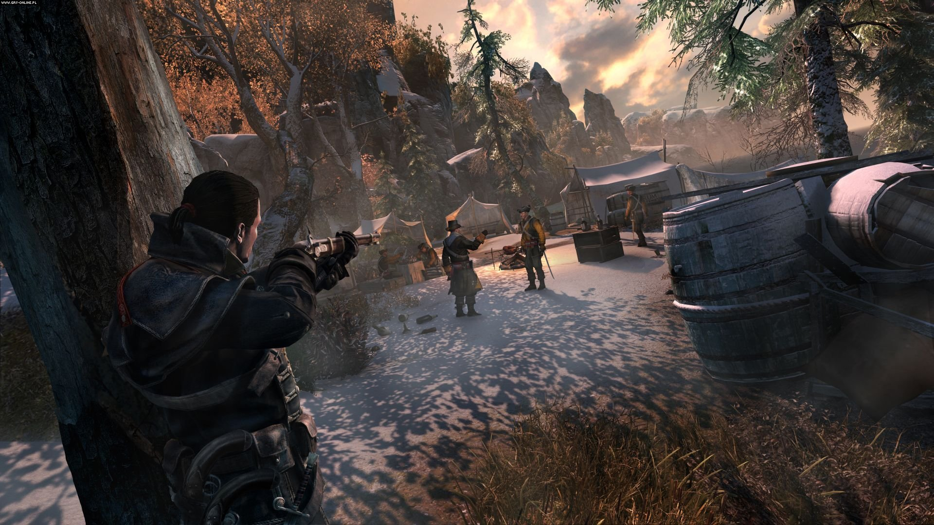 Assassin's Creed: Rogue PC, X360, PS3 Gry Screen 7/32, Ubisoft
