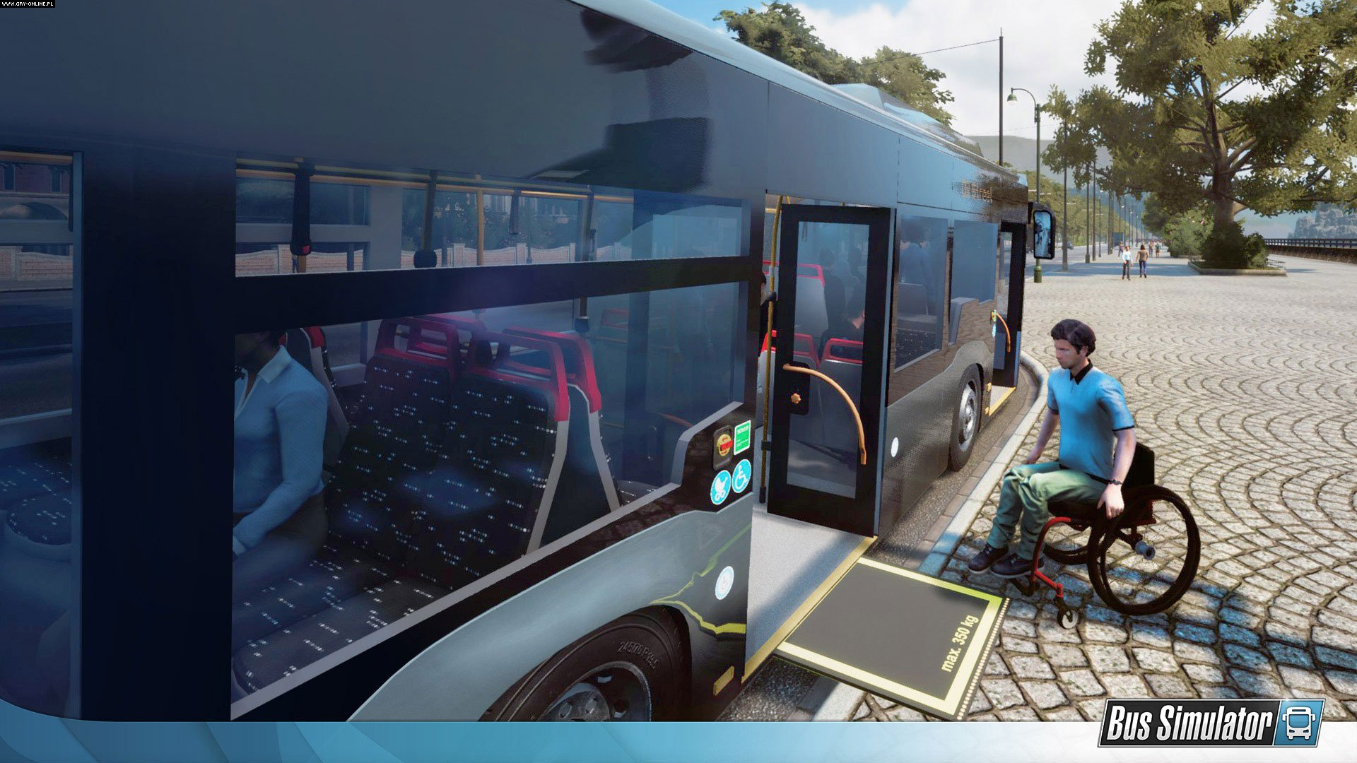 Bus Simulator PS4, XONE Gry Screen 1/6,  StillAlive, astragon Entertainment