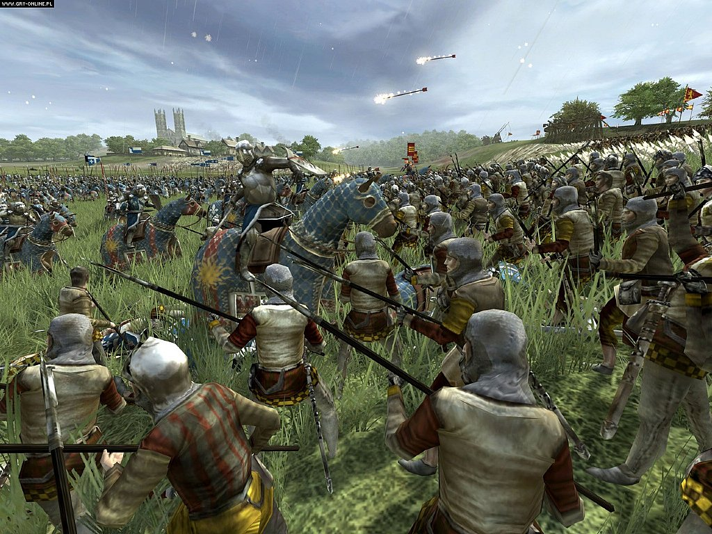 Medieval II: Total War PC Gry Screen 4/45, Creative Assembly, SEGA