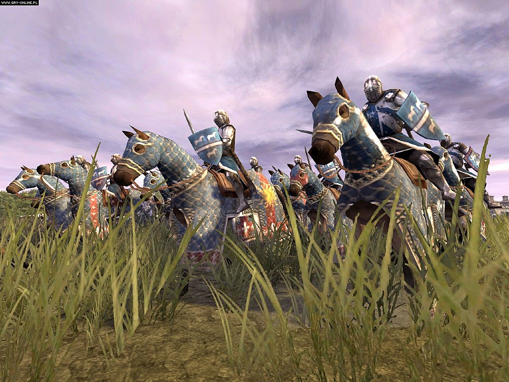 Medieval II: Total War PC Gry Screen 1/45, Creative Assembly, SEGA