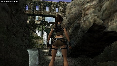Tomb Raider: Legenda PSP Gry Screen 5/84, Crystal Dynamics, Square-Enix / Eidos