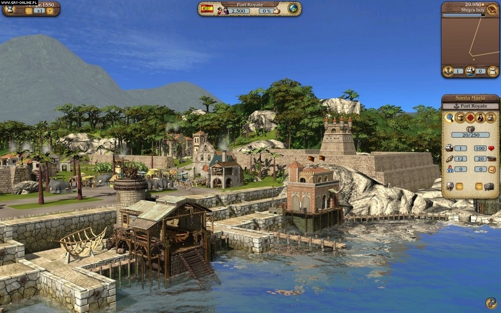 Port Royale 3: Pirates & Merchants PC, X360 Gry Screen 42/46, Kalypso Media