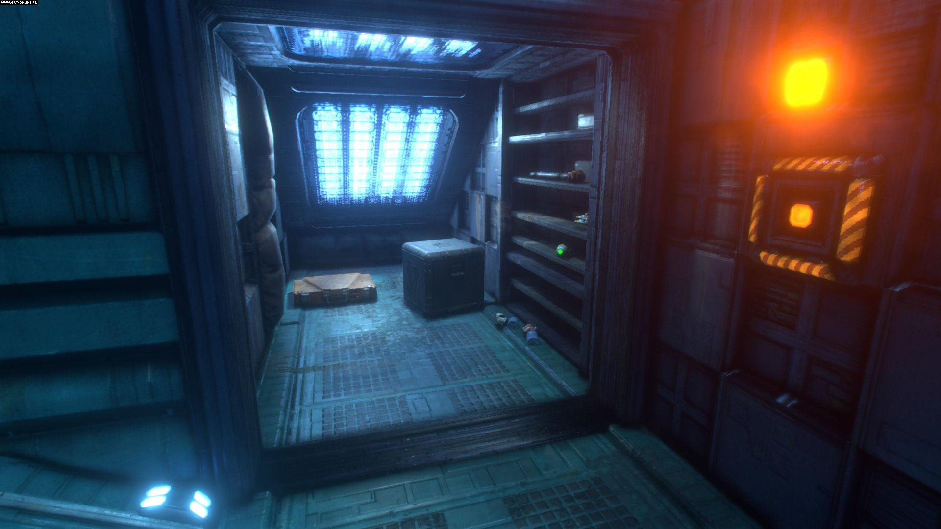 System Shock PC, PS4, XONE Gry Screen 5/19, Night Dive Studios
