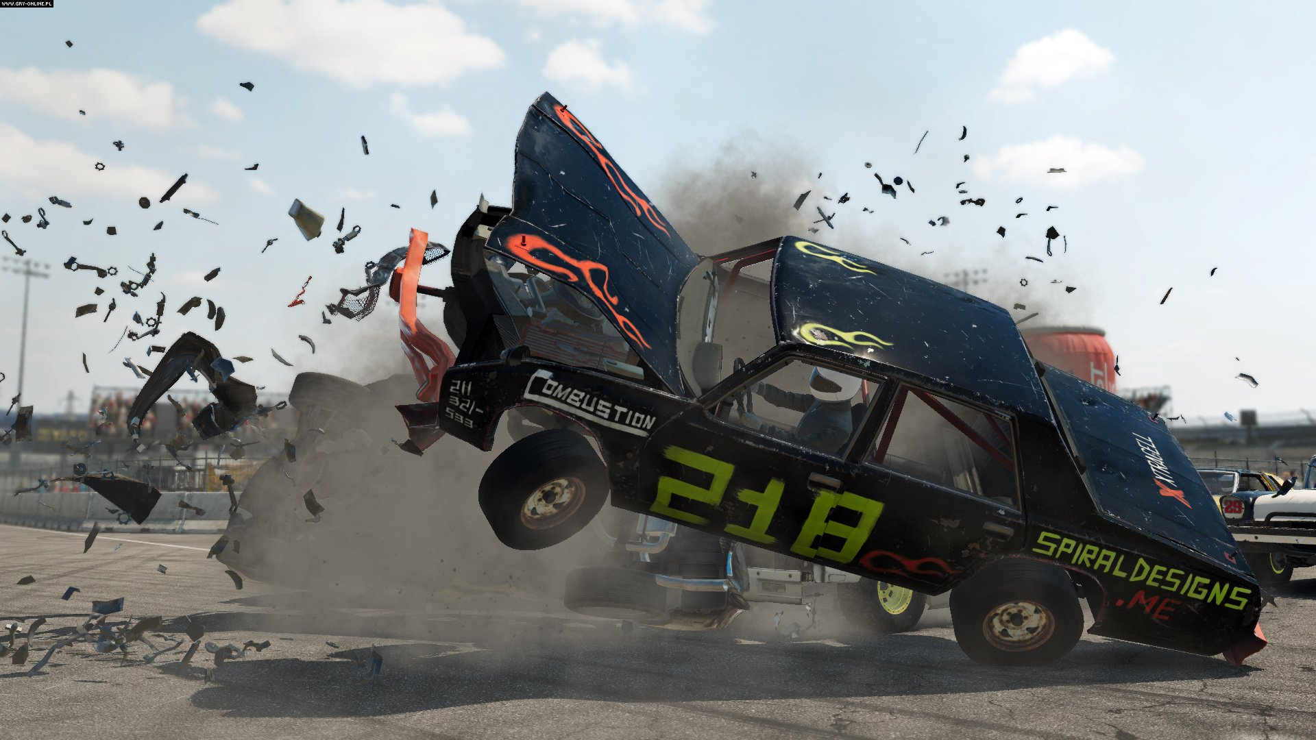 Wreckfest PC, PS4, XONE Gry Screen 5/71, Bugbear Entertainment, THQ Nordic / Nordic Games