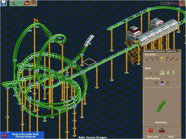 RollerCoaster Tycoon II PC Gry Screen 6/10, Frontier Developments, Atari / Infogrames