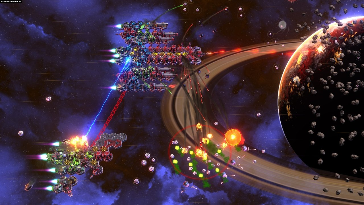 Space Run Galaxy PC Gry Screen 5/10, Passtech Games, Focus Home Interactive
