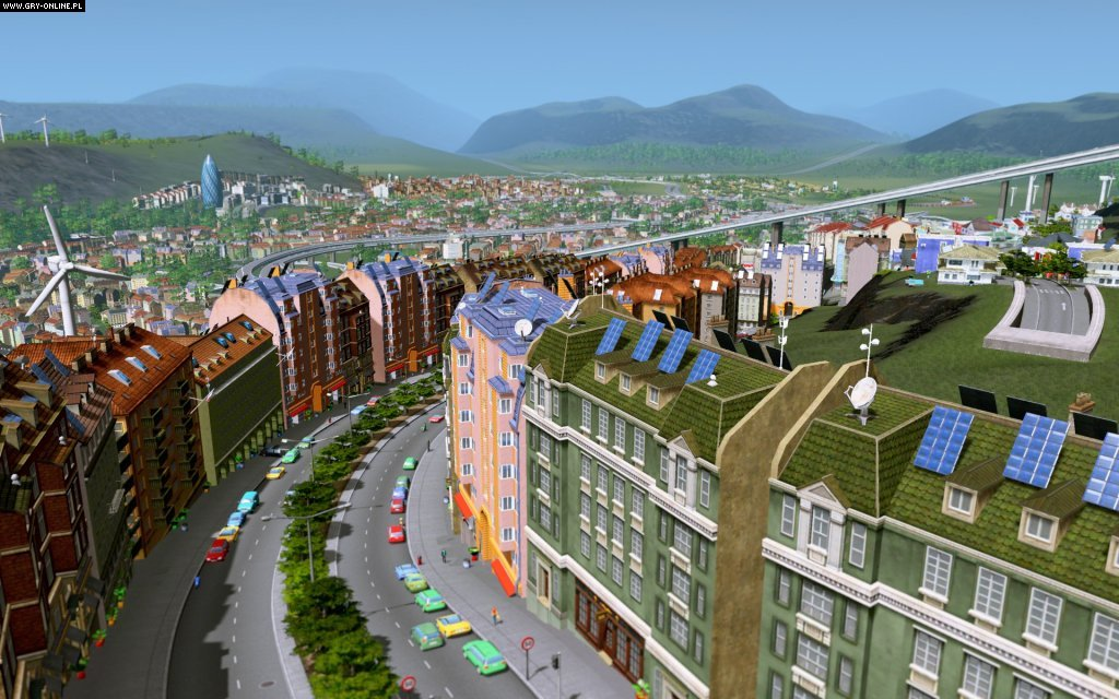 Cities: Skylines PC Gry Screen 5/42, Colossal Order, Paradox Interactive