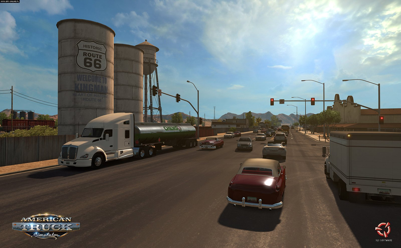 American Truck Simulator PC Gry Screen 3/68, SCS Software, IMGN.PRO