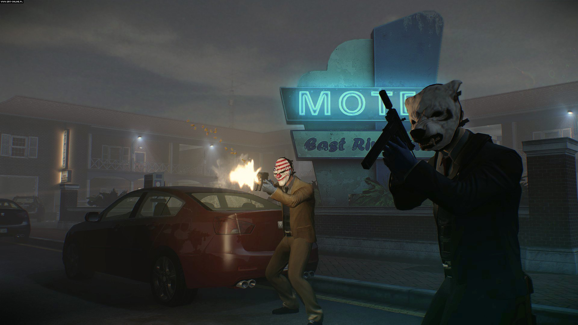 PayDay 2 PC, PS4, XONE Gry Screen 10/114, OVERKILL Software, 505 Games