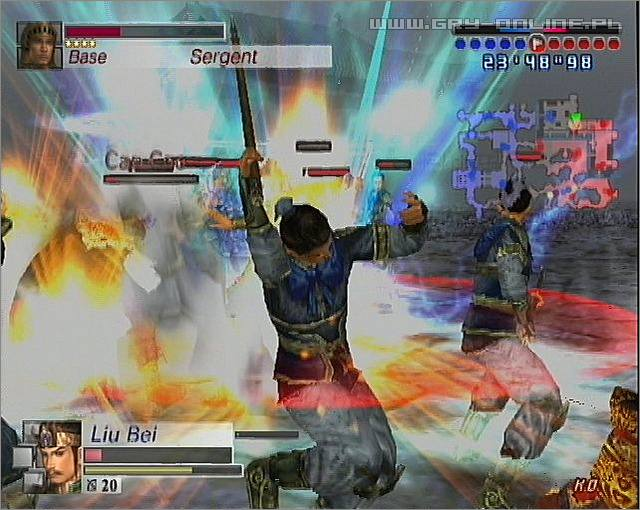 Dynasty Warriors 4: Empires PS2 Gry Screen 6/6, Omega Force, Koei Tecmo