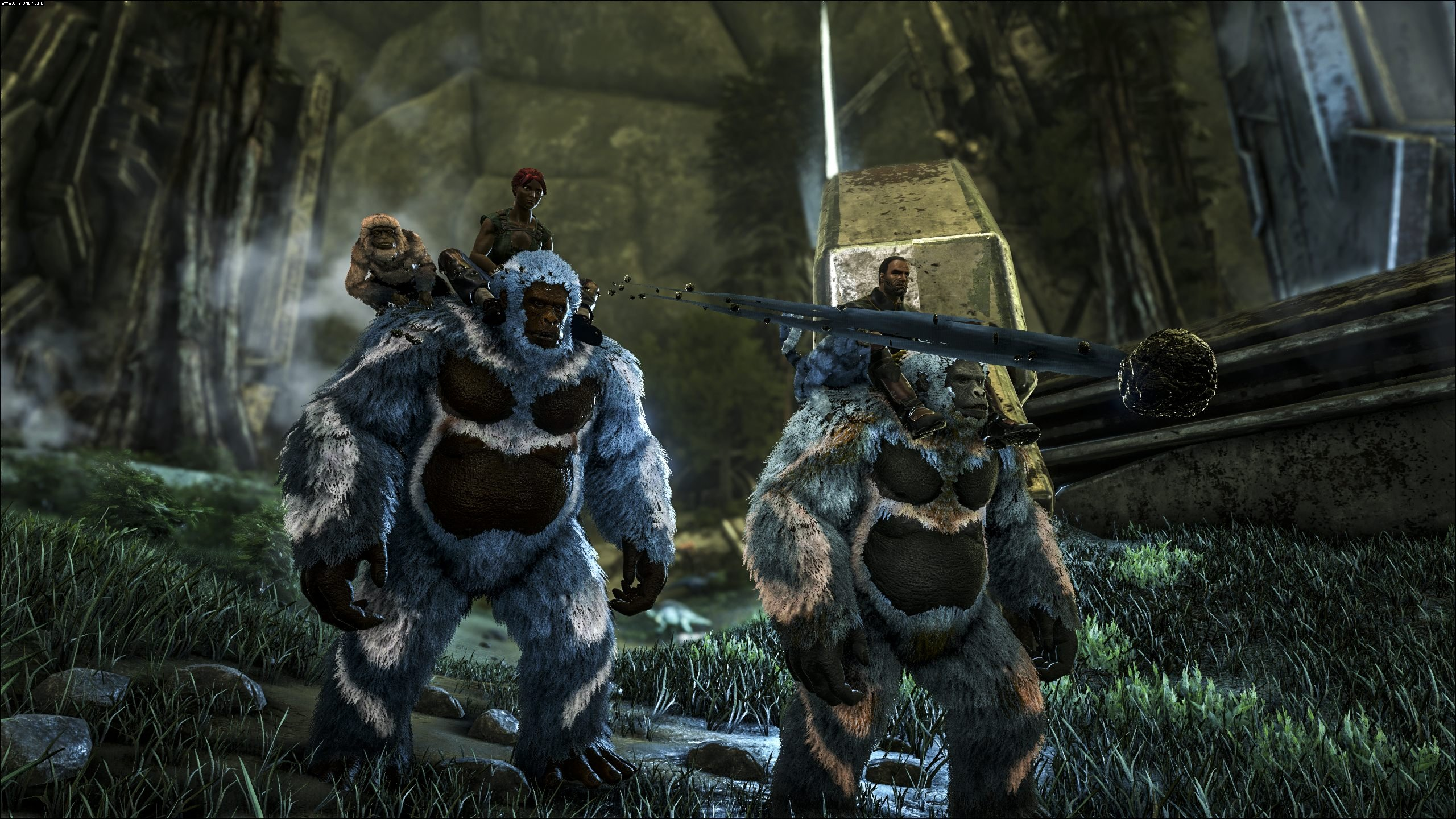 ARK: Survival Evolved PC, PS4, XONE Gry Screen 24/148, Studio Wildcard