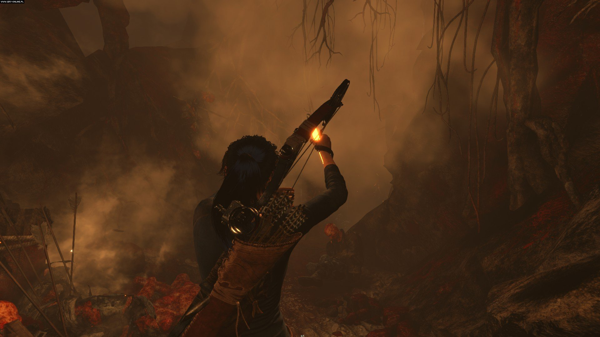 Rise of the Tomb Raider: 20. Rocznica Serii PC, XONE Gry Screen 38/126, Crystal Dynamics, Square-Enix / Eidos