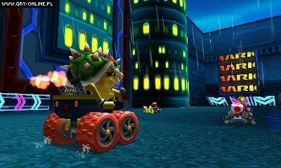 Mario Kart 7 3DS Gry Screen 17/38, Nintendo