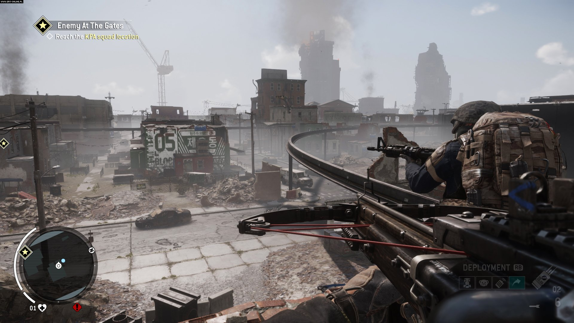 Homefront: The Revolution PC, PS4, XONE Gry Screen 26/43, Deep Silver Dambuster Studios, Deep Silver / Koch Media