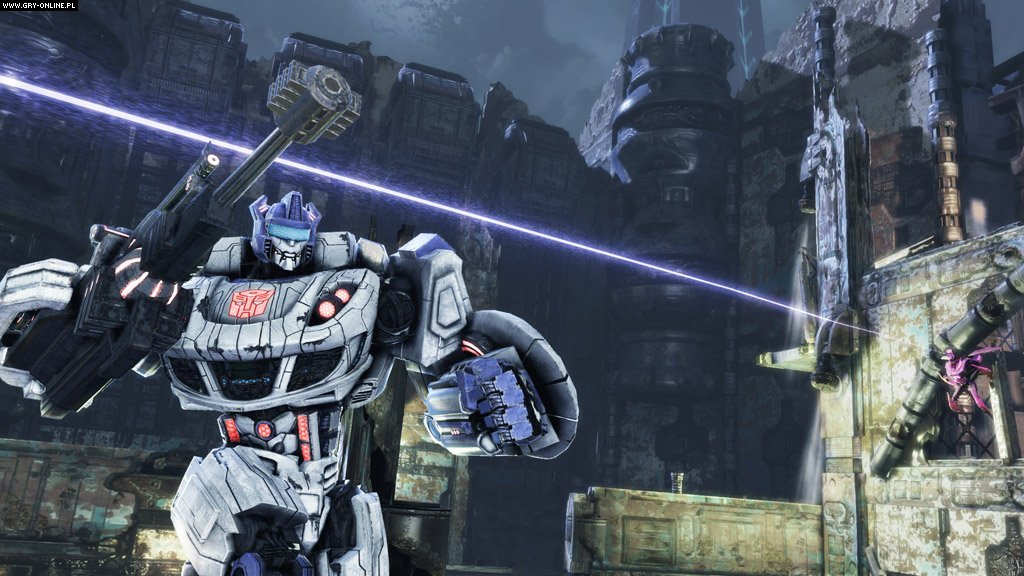 Transformers: Upadek Cybertronu PC, X360, PS3 Gry Screen 60/136, High Moon Studios, Activision Blizzard