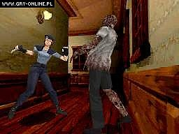 Resident Evil: Deadly Silence NDS Gry Screen 11/17, Capcom