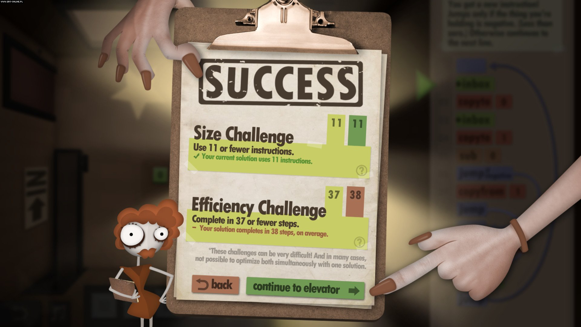 Human Resource Machine WiiU, PC Gry Screen 1/9, Tomorrow Corporation