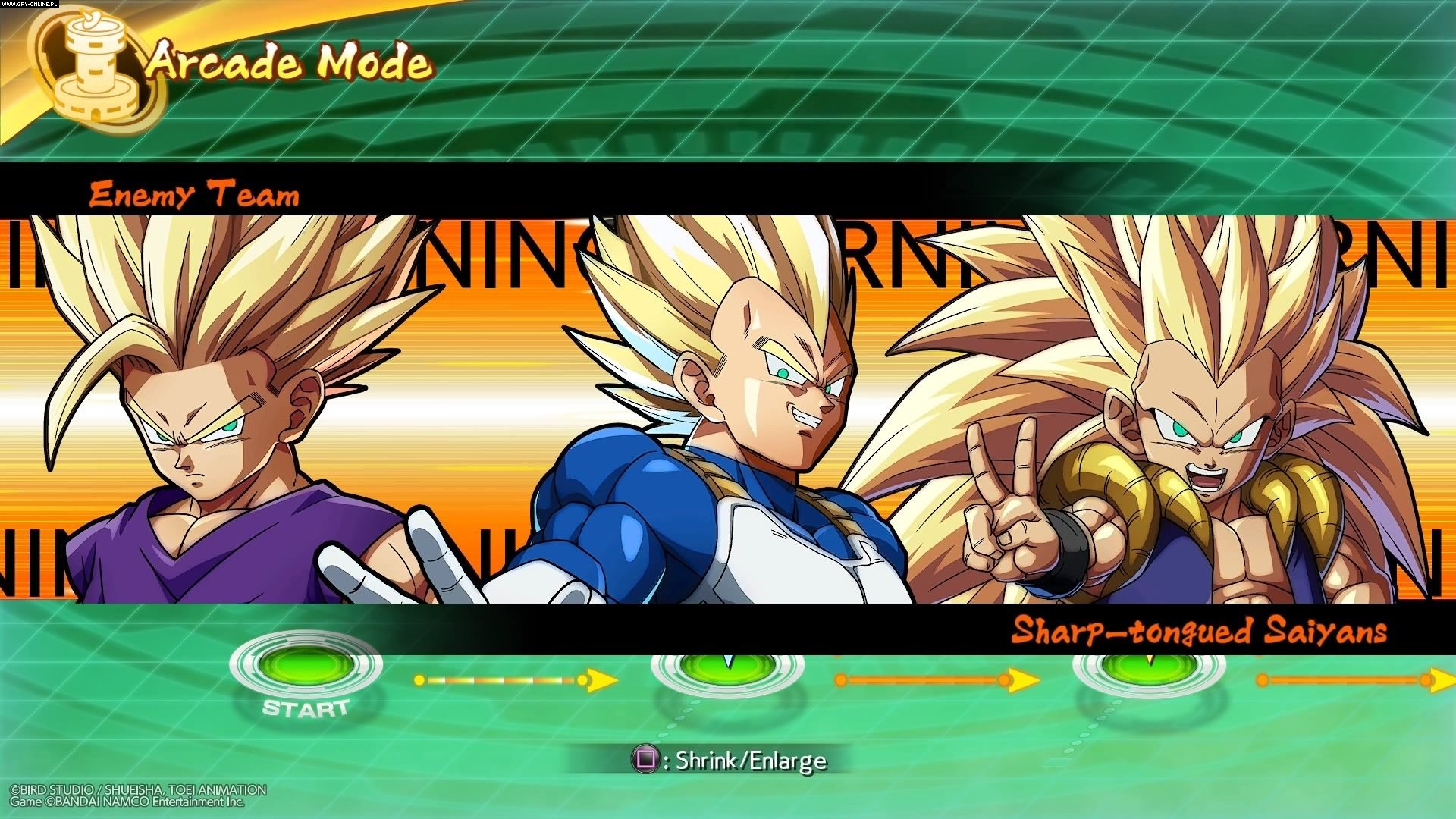Dragon Ball FighterZ PC, PS4, XONE, Switch Gry Screen 126/230, Arc System Works, Bandai Namco Entertainment