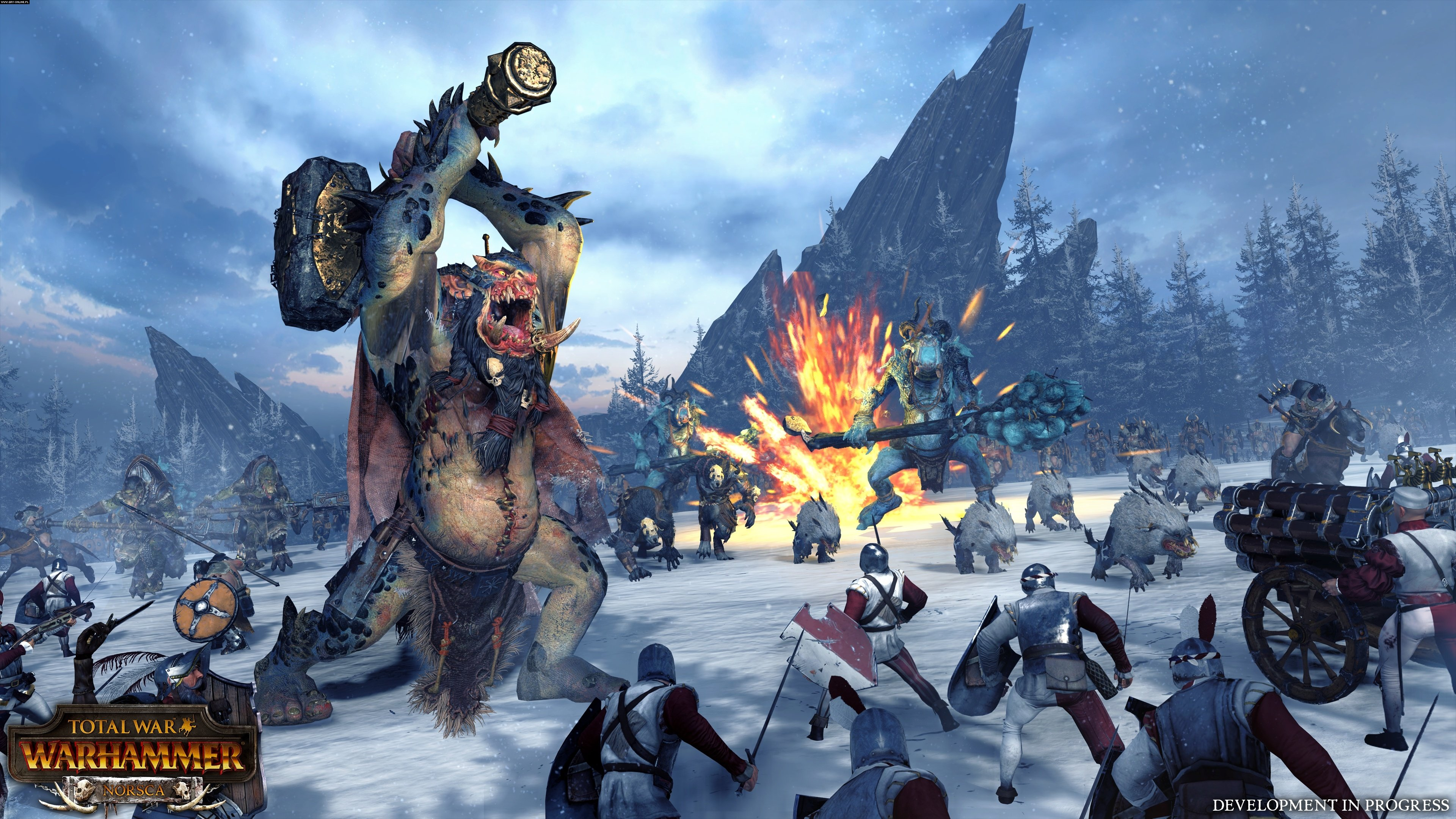 Total War: Warhammer PC Gry Screen 3/106, Creative Assembly, SEGA