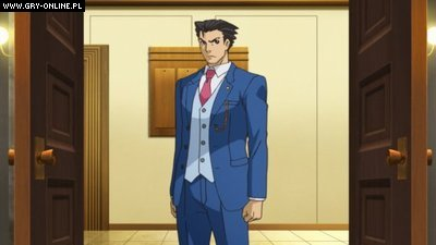 Phoenix Wright: Ace Attorney - Dual Destinies 3DS, AND, iOS Gry Screen 1/10, Capcom