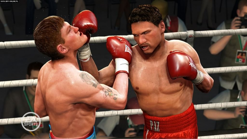 Fight Night Round 4 PS3 Gry Screen 126/164, EA Sports, Electronic Arts Inc.