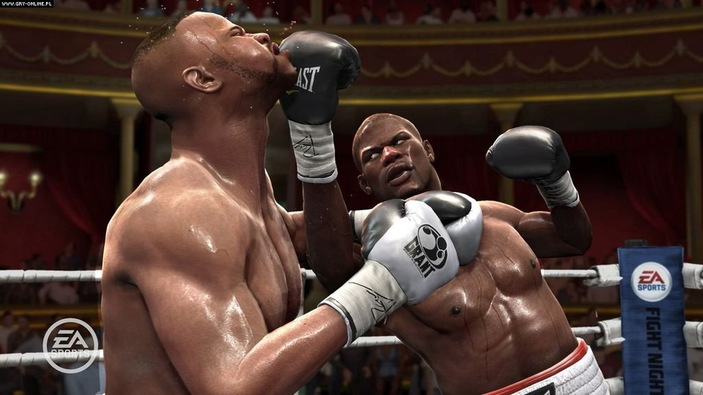 Fight Night Round 4 PS3 Gry Screen 123/164, EA Sports, Electronic Arts Inc.
