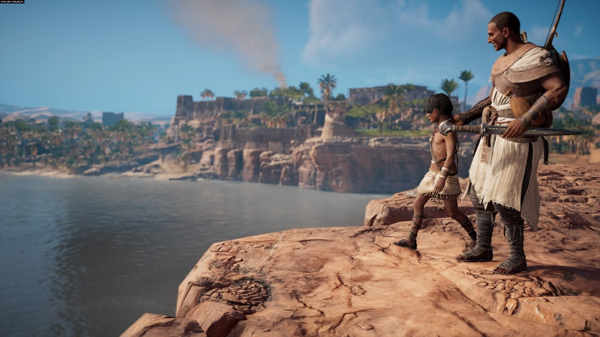 Assassin's Creed Origins PC, PS4, XONE Gry Screen 40/96, Ubisoft