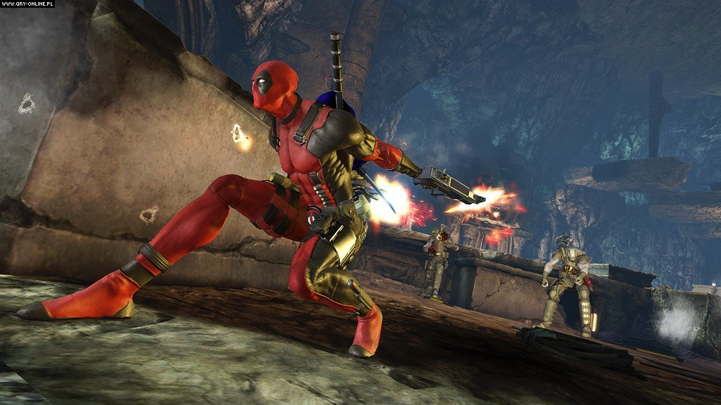 Deadpool: The Video Game X360, PS3 Gry Screen 17/57, High Moon Studios, Activision Blizzard