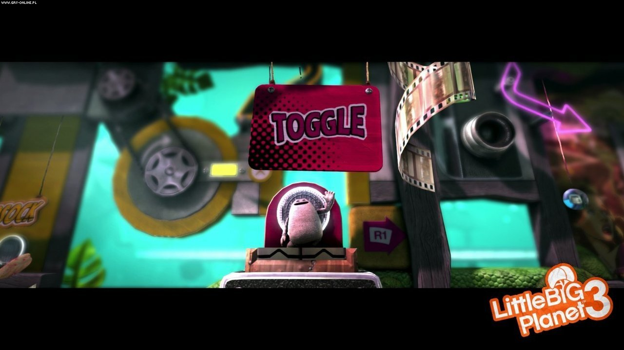 LittleBigPlanet 3 PS4, PS3 Gry Screen 32/37, Sumo Digital, Sony Interactive Entertainment