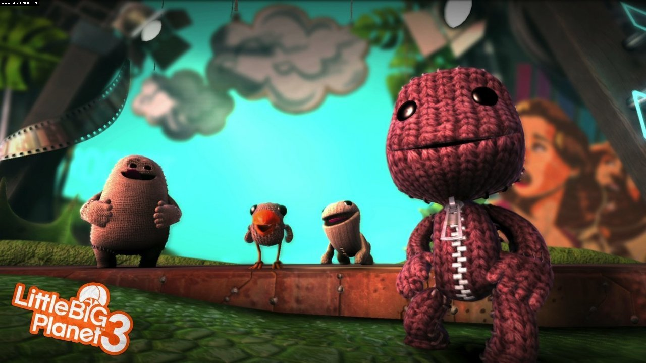 LittleBigPlanet 3 PS4, PS3 Gry Screen 24/37, Sumo Digital, Sony Interactive Entertainment