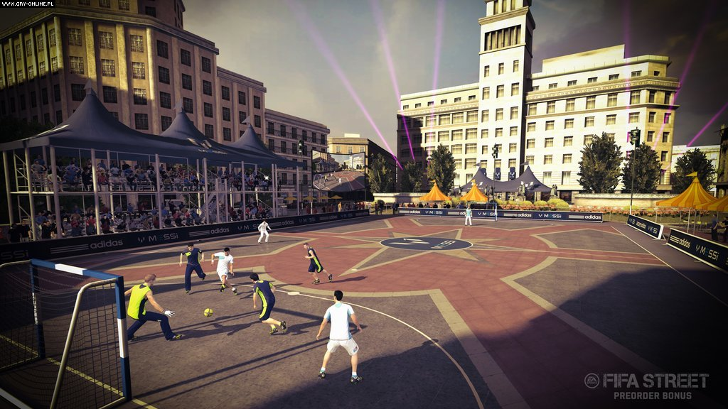 FIFA Street X360, PS3 Gry Screen 77/98, EA Sports, Electronic Arts Inc.