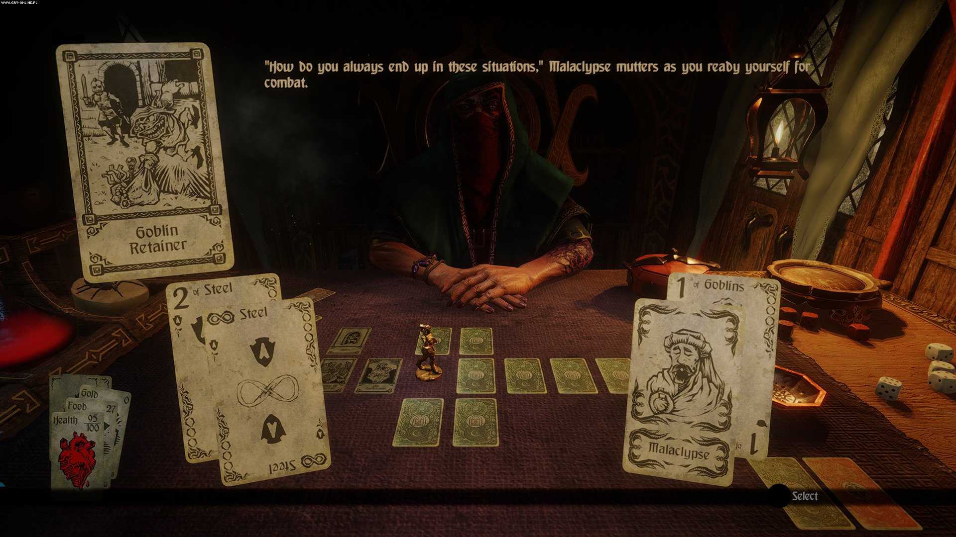 Hand of Fate 2 PC, PS4, XONE, Switch Gry Screen 29/33, Defiant Development