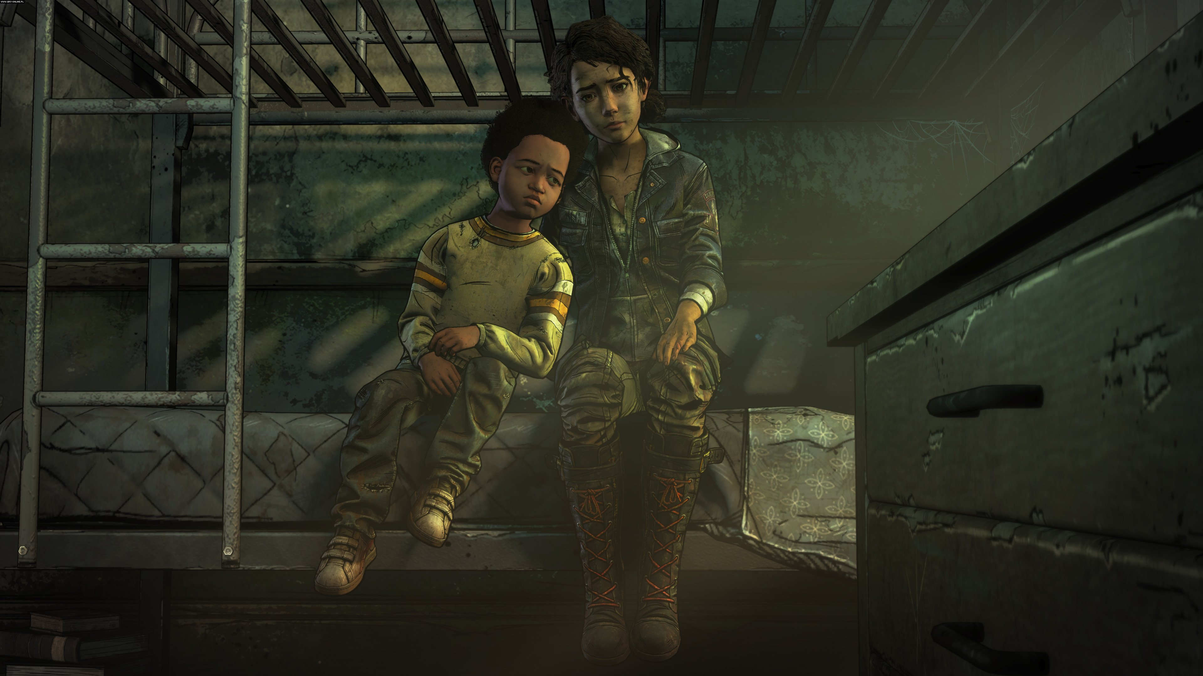 The Walking Dead: The Final Season PC, PS4, XONE, AND, iOS, Switch Gry Screen 18/29, Telltale Games